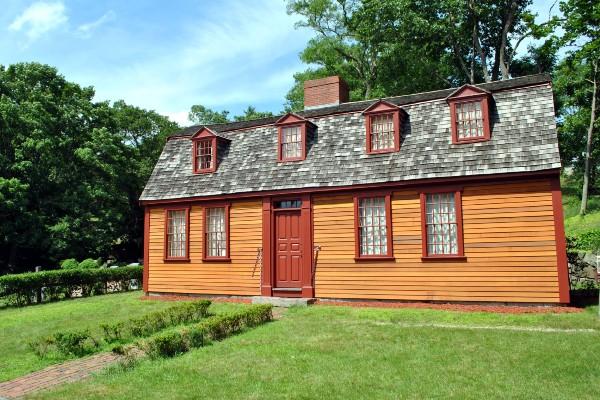 Abigail Adams Birthplace