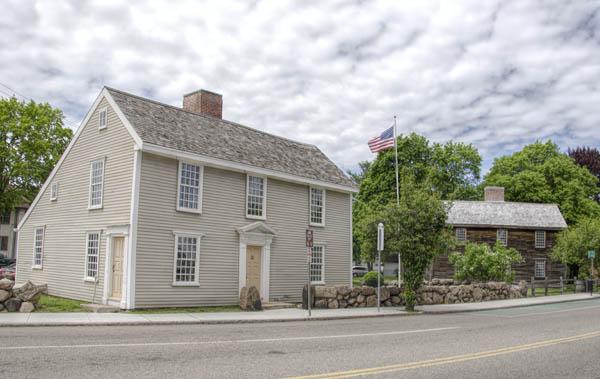 Adams Birthplaces, Liz Feitelberg