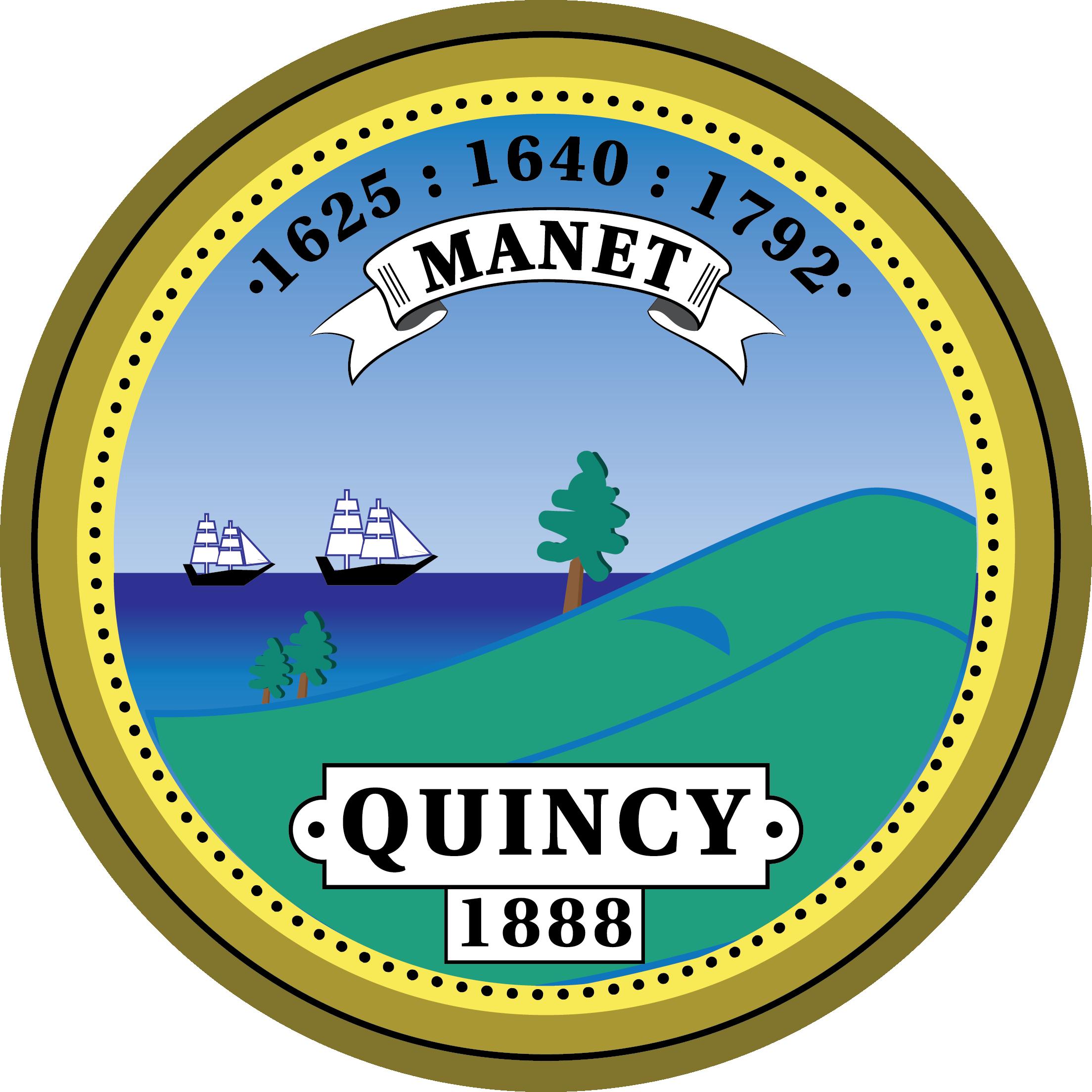 https://discoverquincy.com/wp-content/uploads/2021/06/CityofQuincySeal_ColorOutline_FINAL.png